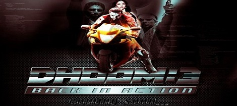 Dhoom Macha Le Dhoom 3 Guitar Chords
