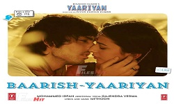 Baarish Guitar Chords Yaariyan