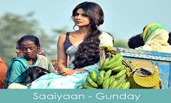 Saaiyaan Guitar Chords Gunday