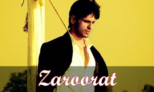 Zaroorat Guitar Chords Ek Villain