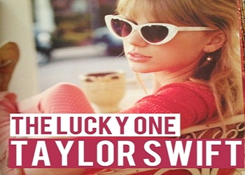 The Lucky One Guitar Chords Taylor Swift
