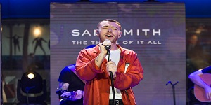 The Thrill of it All Guitar Chords Sam Smith
