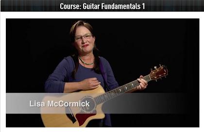 Beginner Guitar Lessons Guitar Fundamentals Level 1