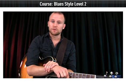 Blues Guitar Lessons Blues Style Level 2