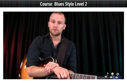 Blues Guitar Lessons Blues Style Level 2