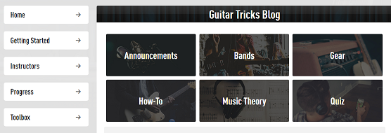 Guitar Blog Free Guitar Lessons Tips