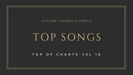 Top Song Of Jul 18